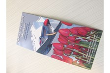 - Marketing Collateral - Rack Card - Heritage Flight Museum - Burlington, WA