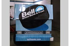 - Image360-Woodbury-MN-Full-Vehicle-Wrap-Zamboni-Finance-Bell-State-Bank-Entertainment